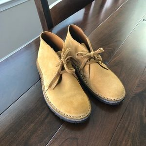 Crewcuts Macalister Wheat Suede Chukka Boots K 2